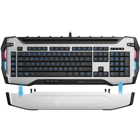 Roccat Skeltr - Smart Communication RGB Gaming Keyboard