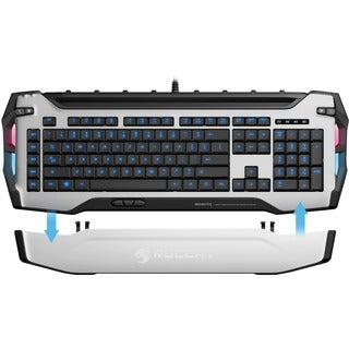 Roccat Skeltr - Smart Communication RGB Gaming Keyboard