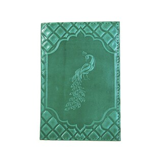 City Palace Journal - Jade Peacock (India)