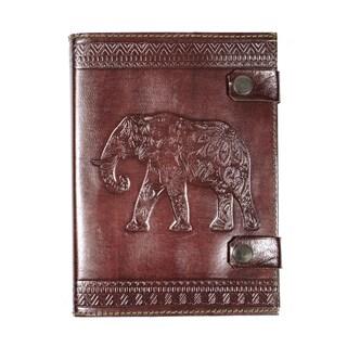 Handmade Impressions of India Journal - Elephant (India)
