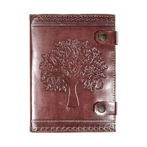 Handmade Tree of Life Journal (India)