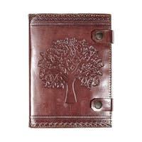 Handmade Impressions of India Journal - Tree of Life (India)