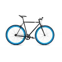 6KU Shelby-4 Fixed Gear Single Speed Urban Fixie Road Bike