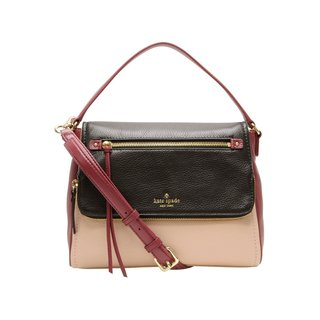 Kate Spade New York Cobble Hill Small Toddy Pressed Powder Leather Satchel Shoulder Handbag