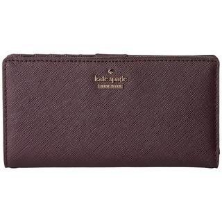 Kate Spade New York Cameron Street Stacy Mahogany Wallet