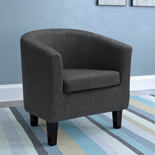 Clay Alder Home Broadway Upholstered Club Chair