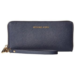 Michael Kors Jet Set Admiral Travel Continental Wallet