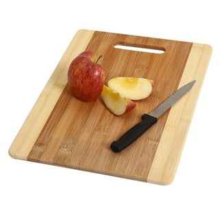 YBM Home & Kitchen Bamboo Cutting Board (2 options available)
