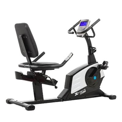 XTERRA Fitness SB250 Black Recumbent Bike