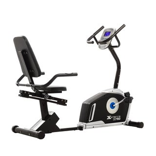 XTERRA SB150 Black Recumbent Bike