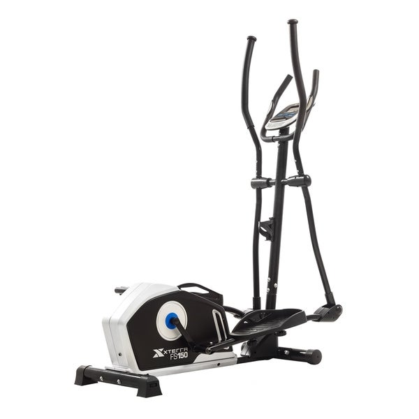 XTERRA FS150 Elliptical Trainer - Black