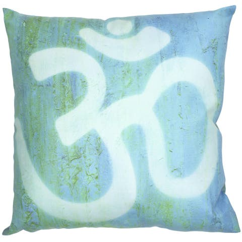Handmade Om Pillow (China)