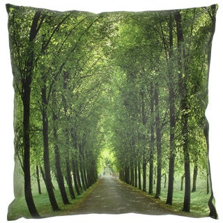 Handmade Path of Life Pillow (China)