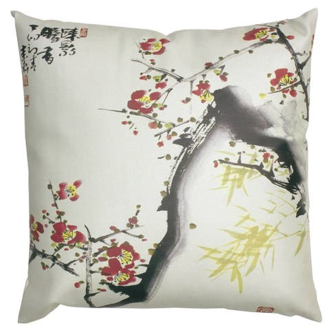 Cherry Blossom Pillow (China)