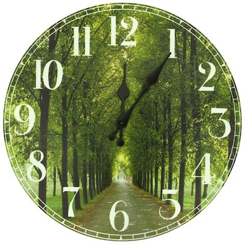 Path of Life Wall Clock (China)