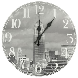 Empire State Building Wall Clock (China)