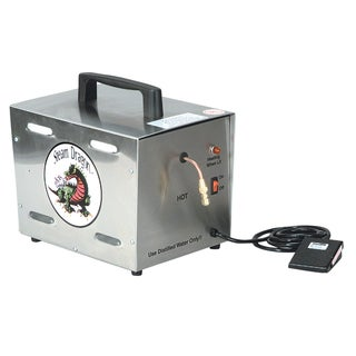 Stainless Steel Steam Dragon Cleaner