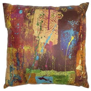 Handmade India Pillow by Gita (China)