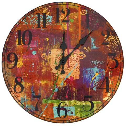 India by Gita Wall Clock (China)