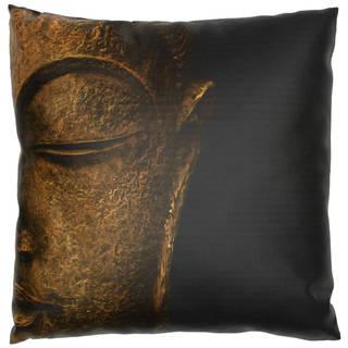 Handmade Serene Buddha Pillow