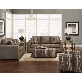 Sofa Trendz Carli 3-piece Sofa Set