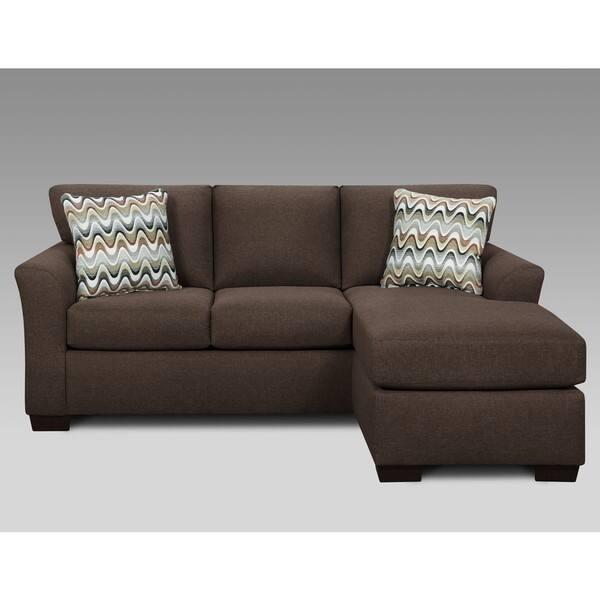 Shop Sofa Trendz Charlie 3-piece Sofa/ Chaise, Loveseat and ...
