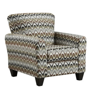 Sofa Trendz Charlie Multicolored Polyester Blend Accent Chair
