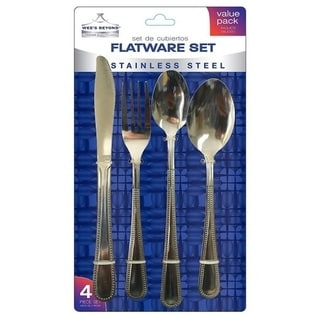 Flatware (Set of 4)