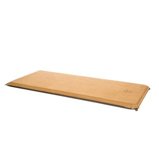Kamp-Rite 4x4 Single Self-inflating Pad - Tan