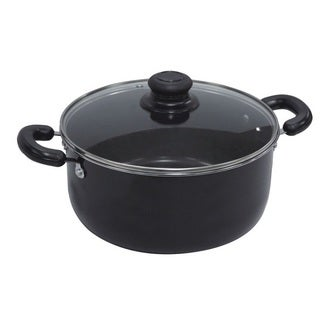 Carbon Steel 5-quart Non-Stick Sauce Pot