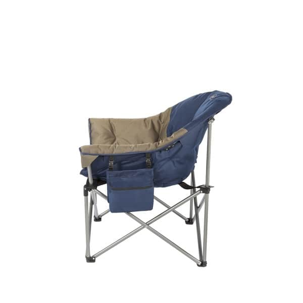 Swell Shop Kamp Rite Kozy Klub Blue Camping Chair Free Shipping Dailytribune Chair Design For Home Dailytribuneorg