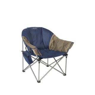 Kamp-Rite Kozy Klub Blue Camping Chair
