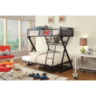 Buy Bunk Bed Sports Kids Toddler Beds Online At Overstock Com