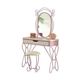Priya II Vanity Set, White