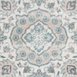 Momeni Brooklyn Heights Polyester and Polypropylene Ivory Are Rug - 710 x 910 (Ivory - 710 x 910)