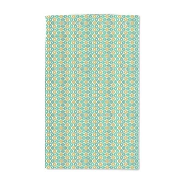 Snakeskin in Spring Hand Towel (Set of 2)