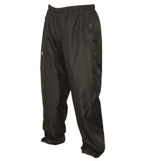 Frogg Toggs Java Toadz Black Polyester/DriPore 2.5 Pack Waterproof Pant