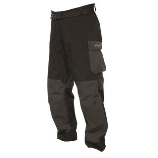 Frogg Toggs Black/Charcoal Pilot Pants