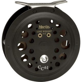 Martin Caddis Creek 20#/50-yard bk 30-yard Fly Reel