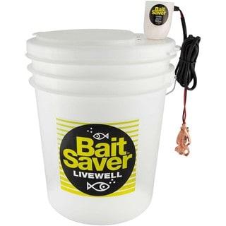 Marine Metal Individual Bait Saver Livewell