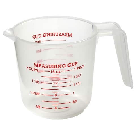 Norpro 3036 2 Cup Plastic Measuring Cup