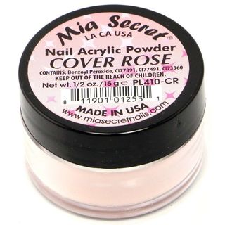 Mia Secret Cover Rose 1-ounce Acrylic Powder