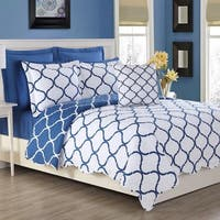 Villa Reversible 3-piece Quilt Set by Fiesta