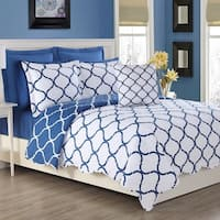 Fiesta Villa Reversible 2 & 3 Piece Quilt Set