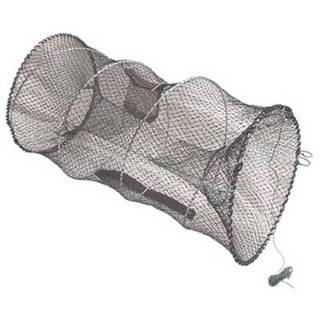 Promar Black Mesh Collapsible Crawfish Bait Trap