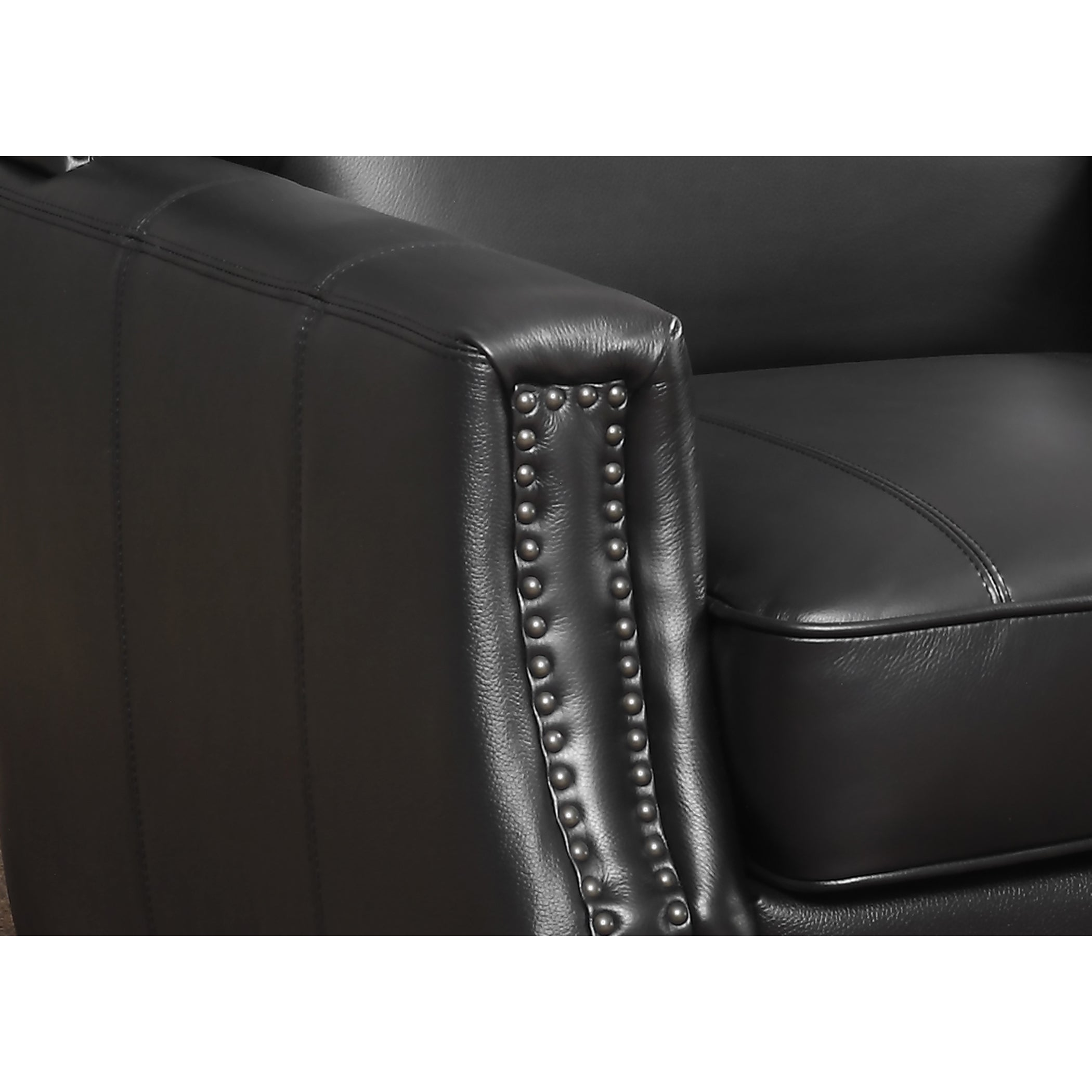 Full-grain-Leather-Club-Arm-Chair thumbnail 10