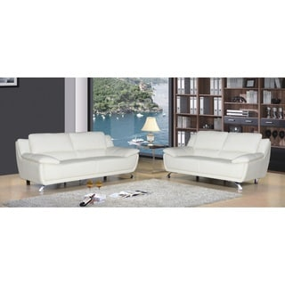 Dan 2-piece Sofa and Loveseat Living Room Set