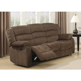 Bill Brown Contemporary Living Room Reclining Sofa