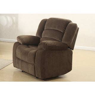 AC Pacific Bill Brown Contemporary Living Room Reclining Chair