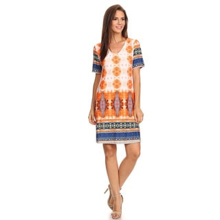 Women's Casual Short Dress
